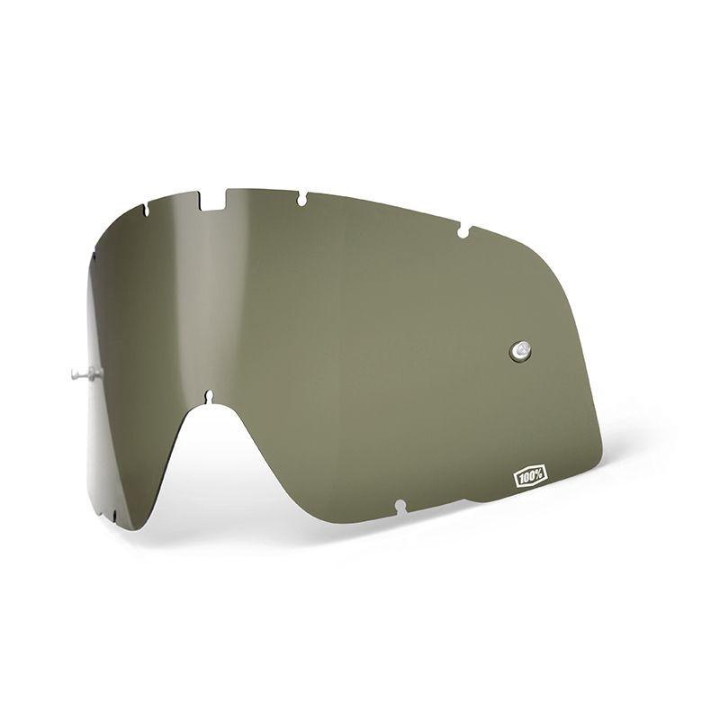 Écran masque 100% BARSTOW DALLOZ OLIVE vert