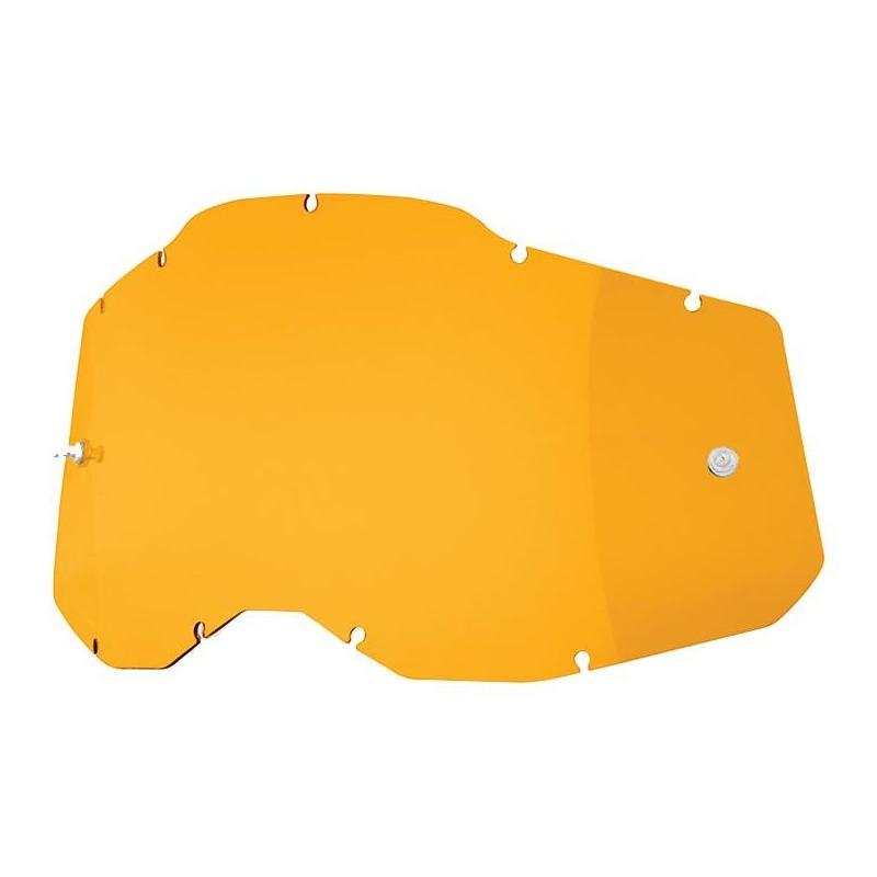 Écran masque cross 100% RC2/AC2/ST2 persimmon