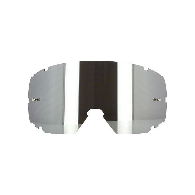 Écran masque cross S-Line Scrub Iridium argent