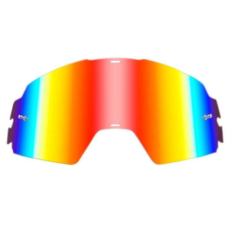 Écran O'Neal pour masque B 20 iridium rouge