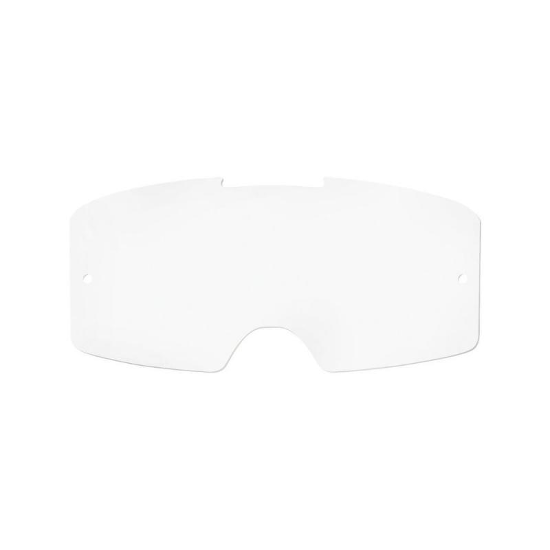 Écran Oakley Roll-off pour Front Line transparent