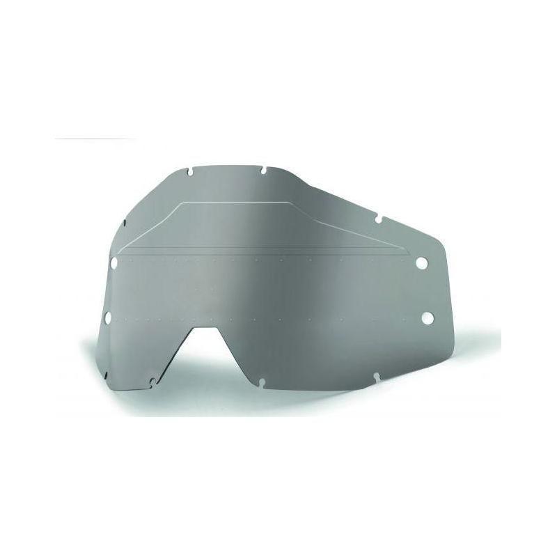 Écran pour masque Roll-off 100% Accuri Forecast Sonic Bumps (avec picots) fumé