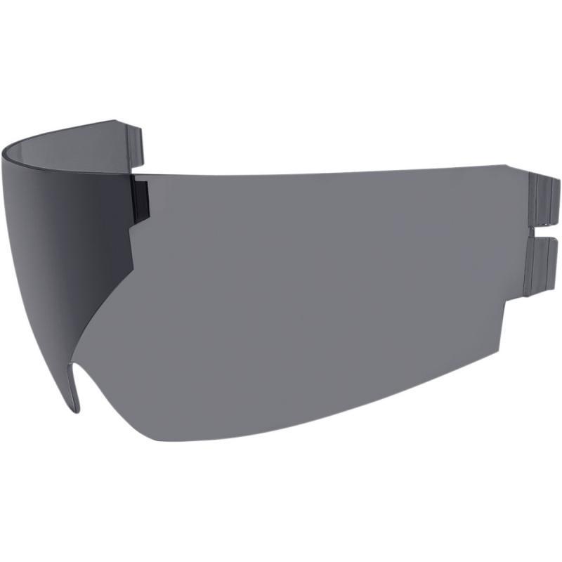 Écran rétractable Icon Dropshield pour casque Alliance GT/Airflite/Airform fumé foncé