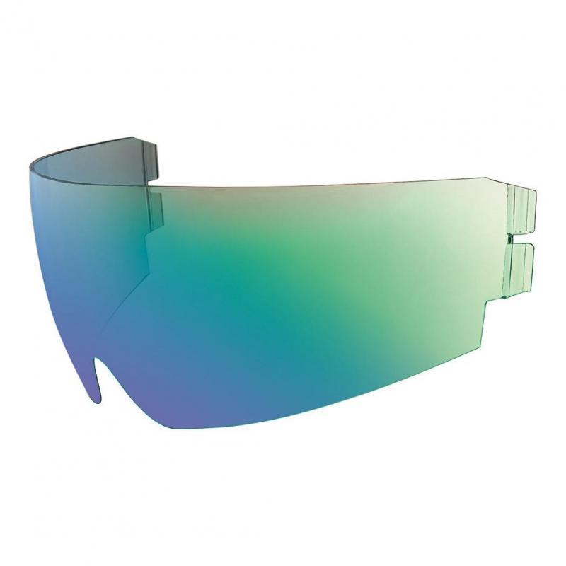 Écran rétractable Icon Dropshield™ RST pour casque Alliance GT/Airflite/Airform iridium vert