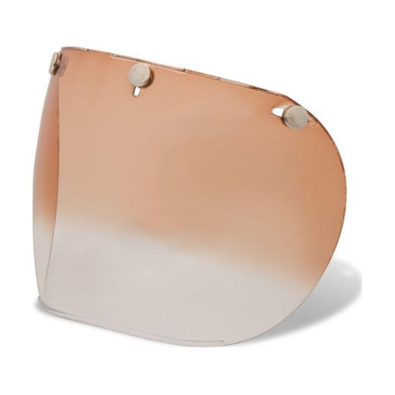 Écran Retro pour casque Bell Custom 500 amber gradiant