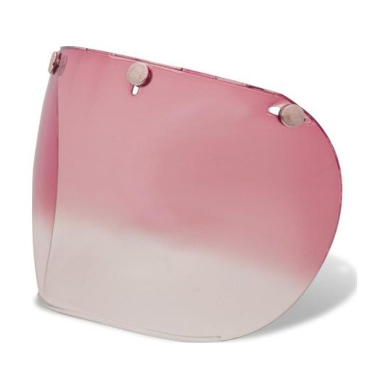 Écran Retro pour casque Bell Custom 500 pink gradiant