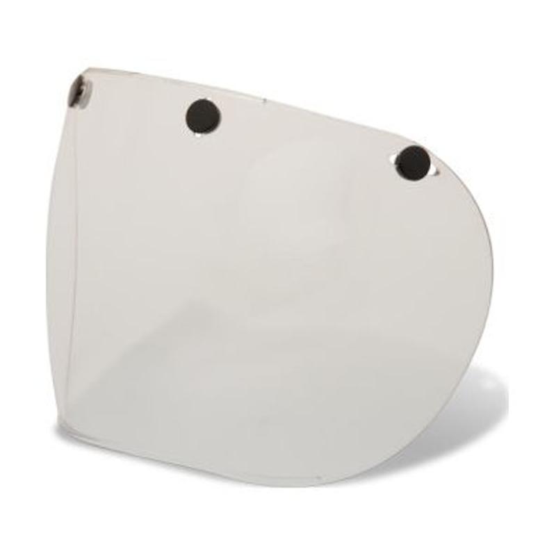 Écran Retro pour casque Bell Custom 500 transparent