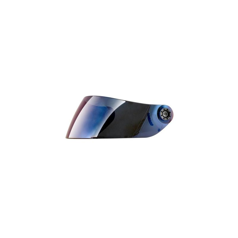 Ecran Shark SK Goggle bleu miroir