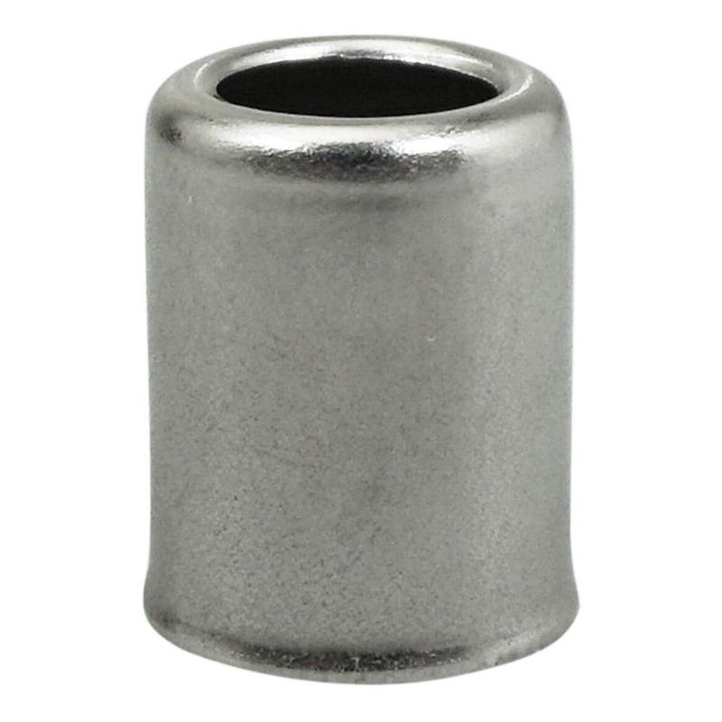 Embout de durite acier inoxydable 18x14x13,5/9mm