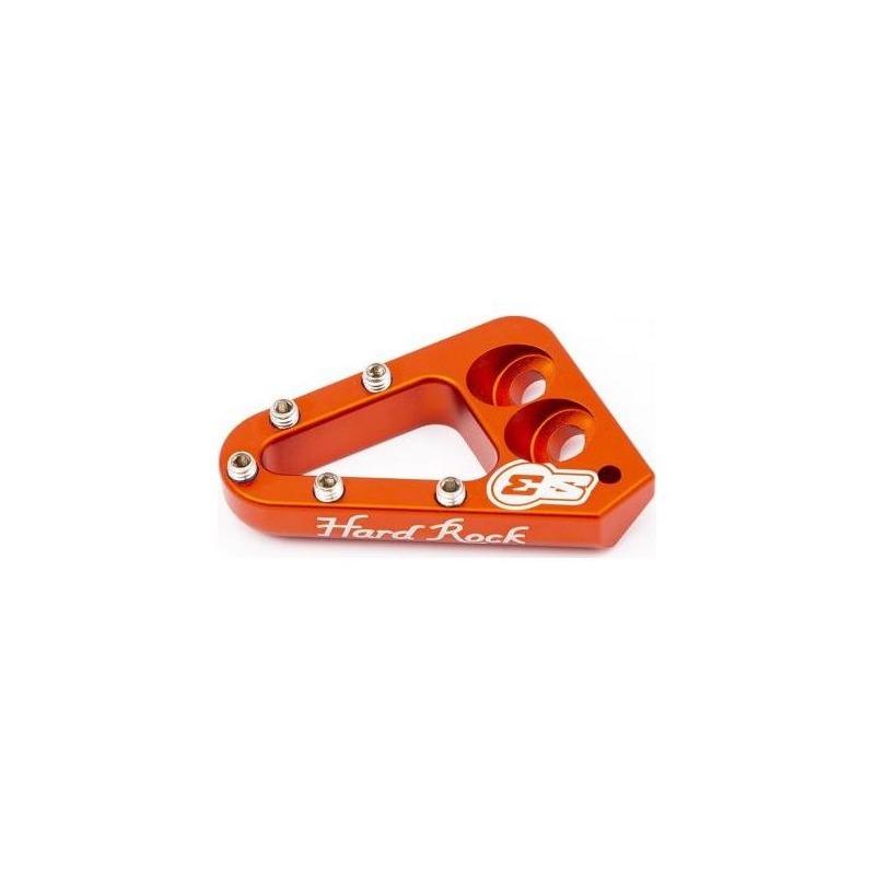 Embout S3 orange pour pédale de frein Hard Rock KTM / Husqvarna