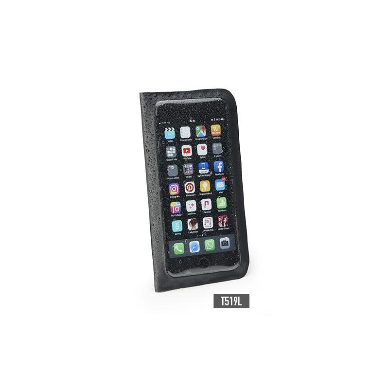 Étui étanche pour smartphone Givi taille L noir