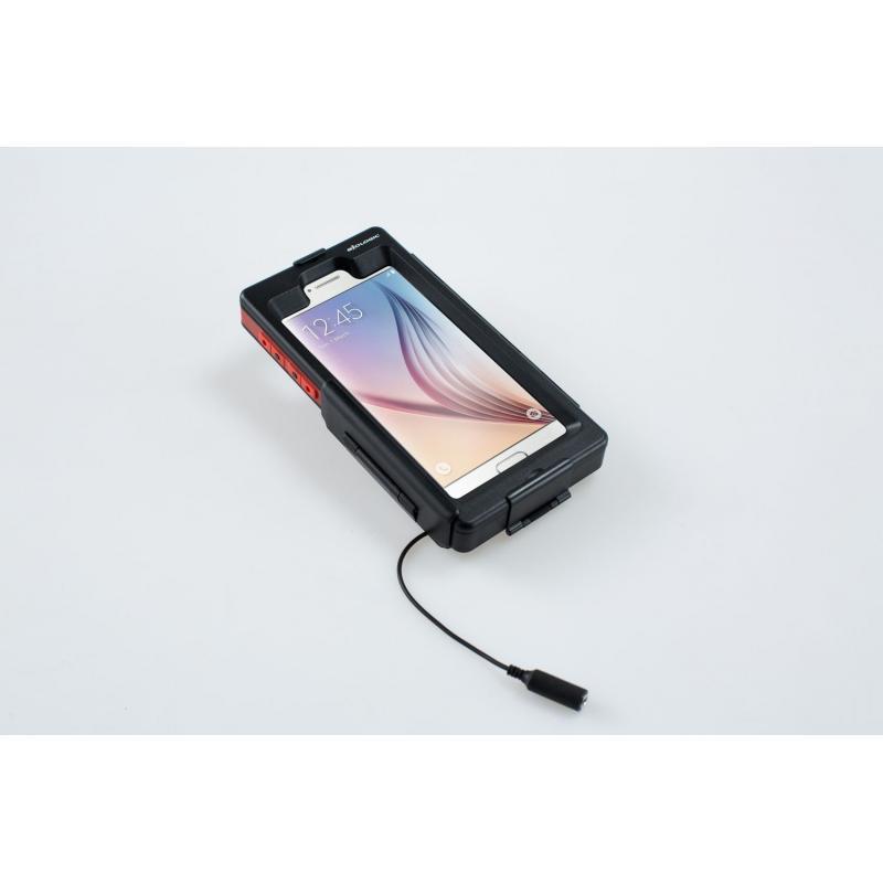 Étui rigide SW-MOTECH pour Samsung Galaxy S7/S6 noir