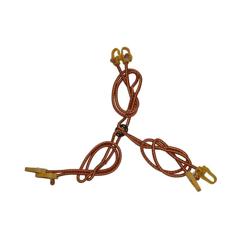 Filet Maggi Spider 1.20m 6 bras avec crochets de sécurité