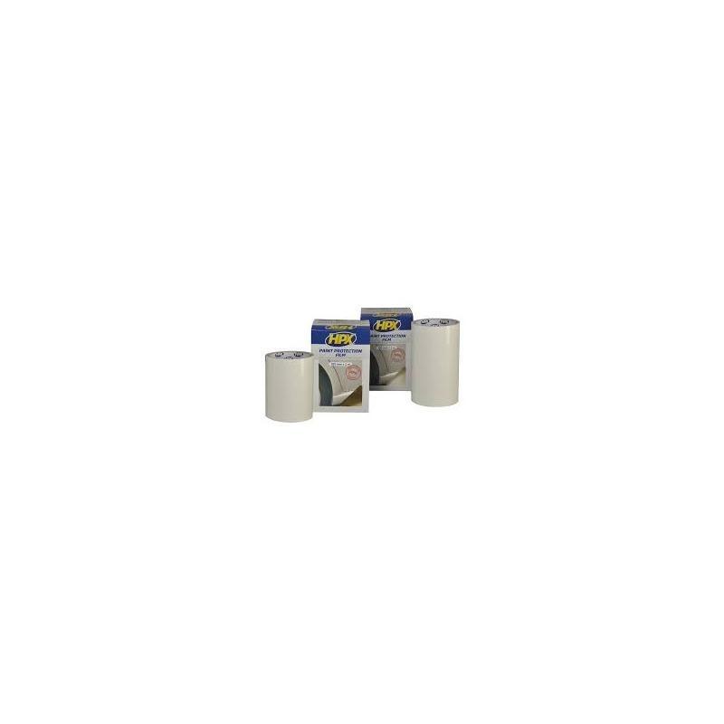 Film transparent protecteur contre les rayures et gravillons 100mm x 2m