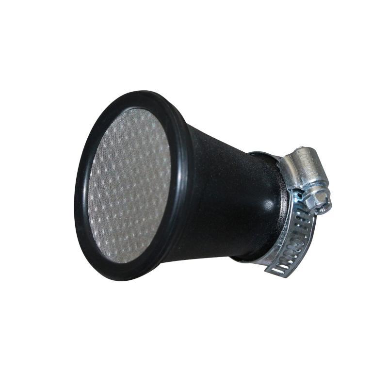 Filtre a air 1Tek Tuning cornet noir mat D. 35/28mm