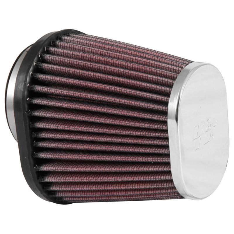 Filtre à air K&N RC-2890 CLAMP ON Ø54mm L102mm