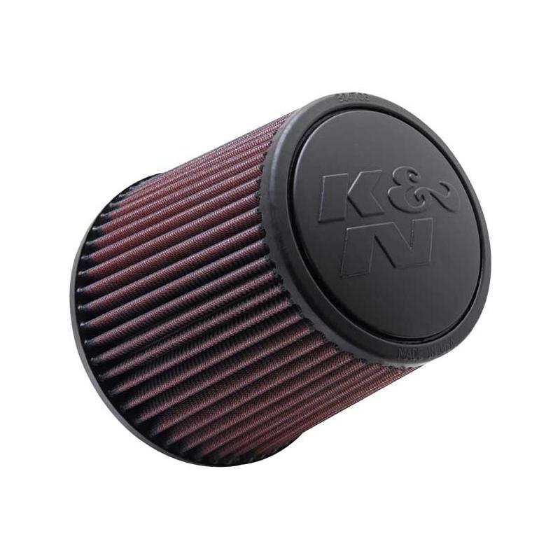 Filtre à air K&N RE-0930 CLAMP ON Ø76mm L152mm