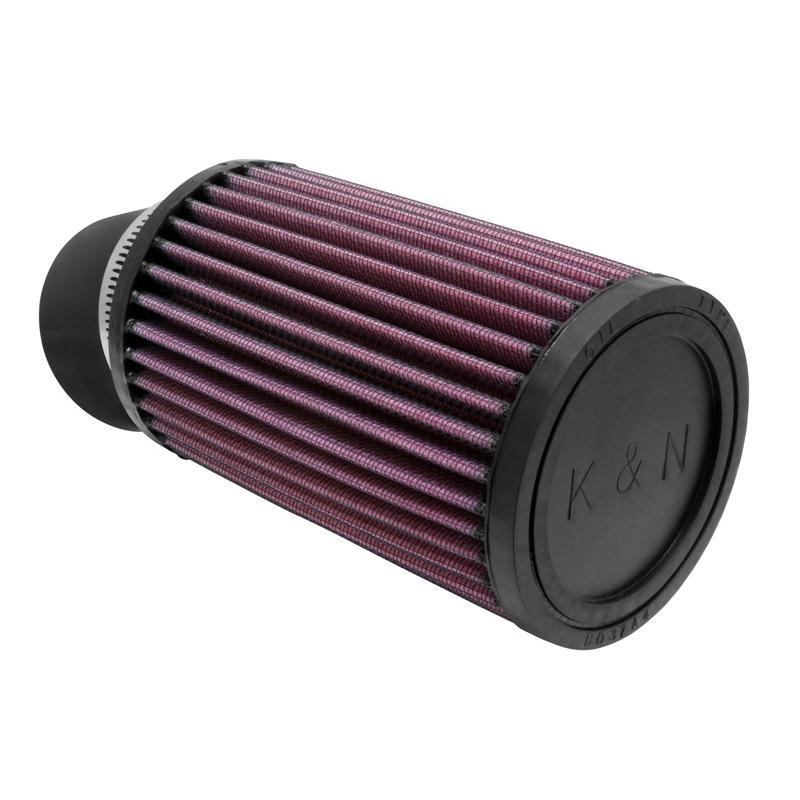 Filtre à air K&N RU-1770 CLAMP-ON Ø62mm L152mm