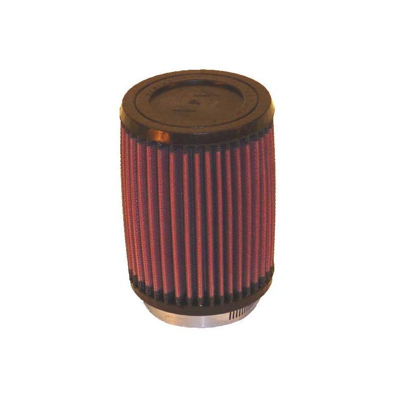 Filtre à air K&N RU-2410 CLAMP ON Ø73mm L137mm
