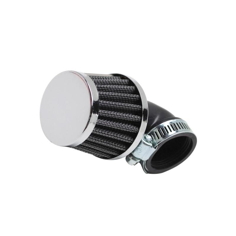 Filtre à air Replay phbg KN chrome fixation coude