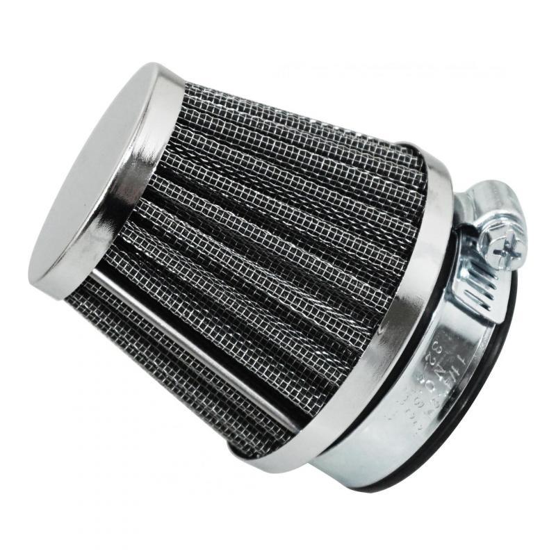 Filtre à air Replay type KN fixation droite Ø55 mm