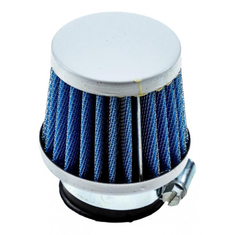 Filtre à Air Tun'R D28-35 Conique type Kn Pm Droit Blanc