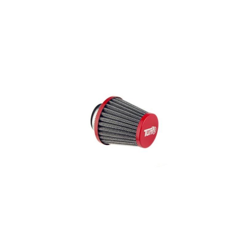 Filtre à air Tun'R Ø28-35 conique rouge