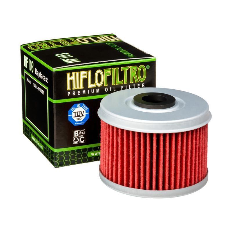 Filtre à huile Hiflofiltro HF103