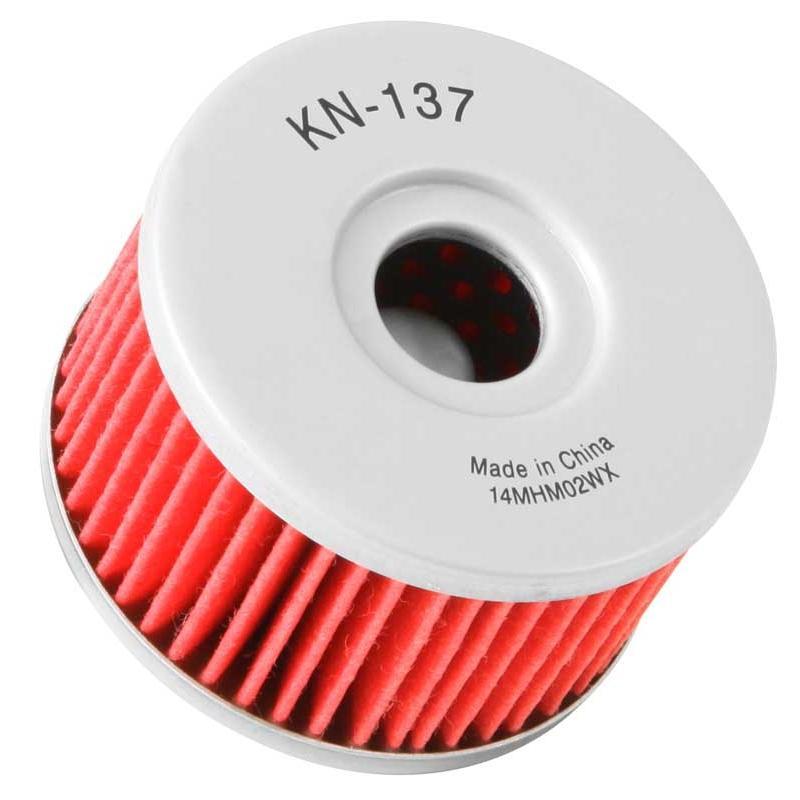 Filtre à huile K&N KN-137 Suzuki LS 650F Savage 86-87