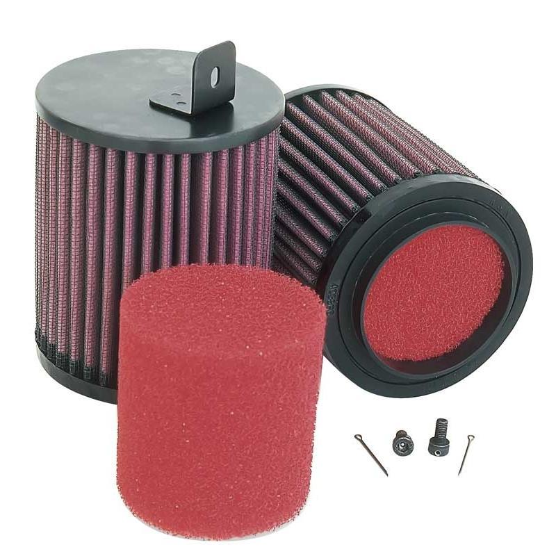 Filtres à air K&N HA-5100 Honda RVT 1000R 00-06 (par 2)