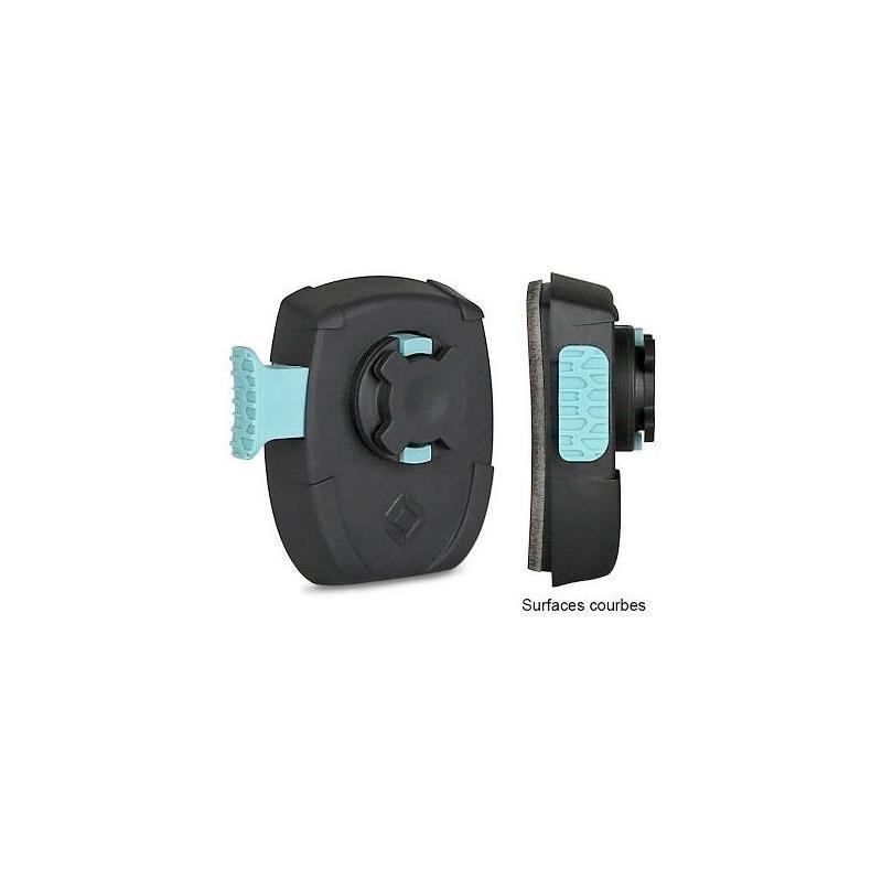 Fixation de support camera Cube X-Guard surface incurvée