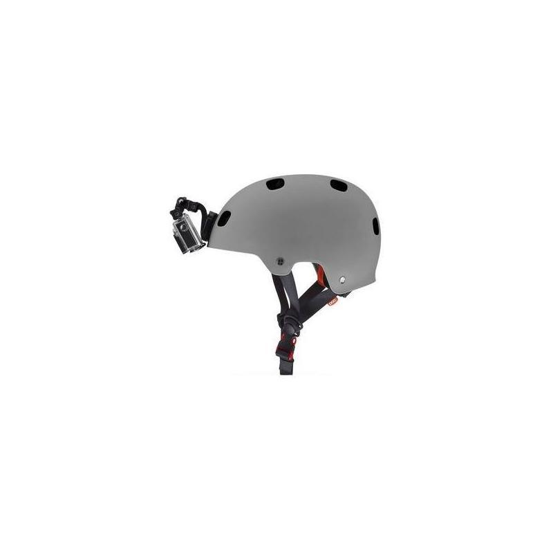 Fixation frontale pour casque GoPro
