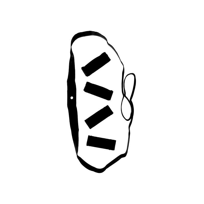 Fonde jante Vee Rubber 3.50 / 4.50 – 18