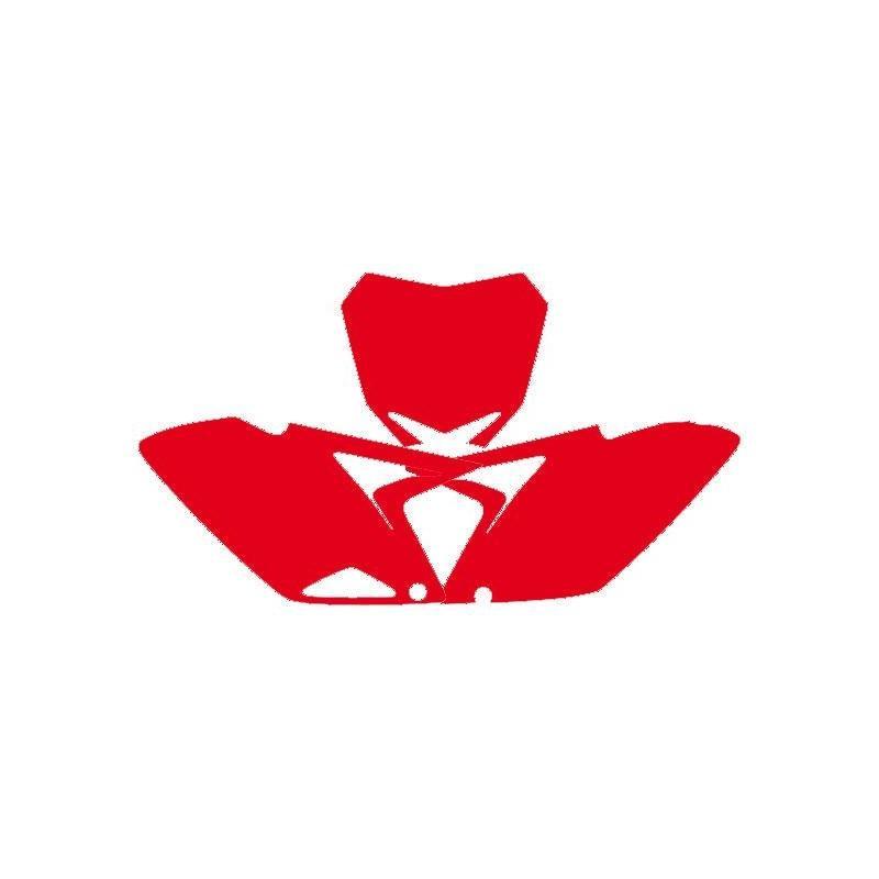 Fonds plaque rm-z250 10 rouge