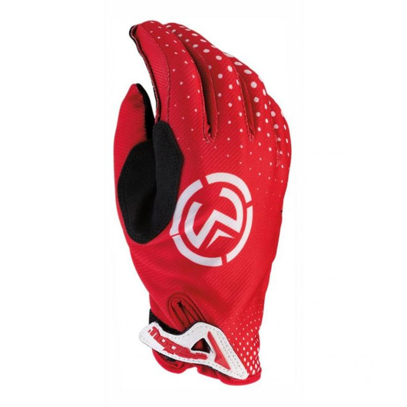 Gants cross enfant Moose Racing SX1 rouge