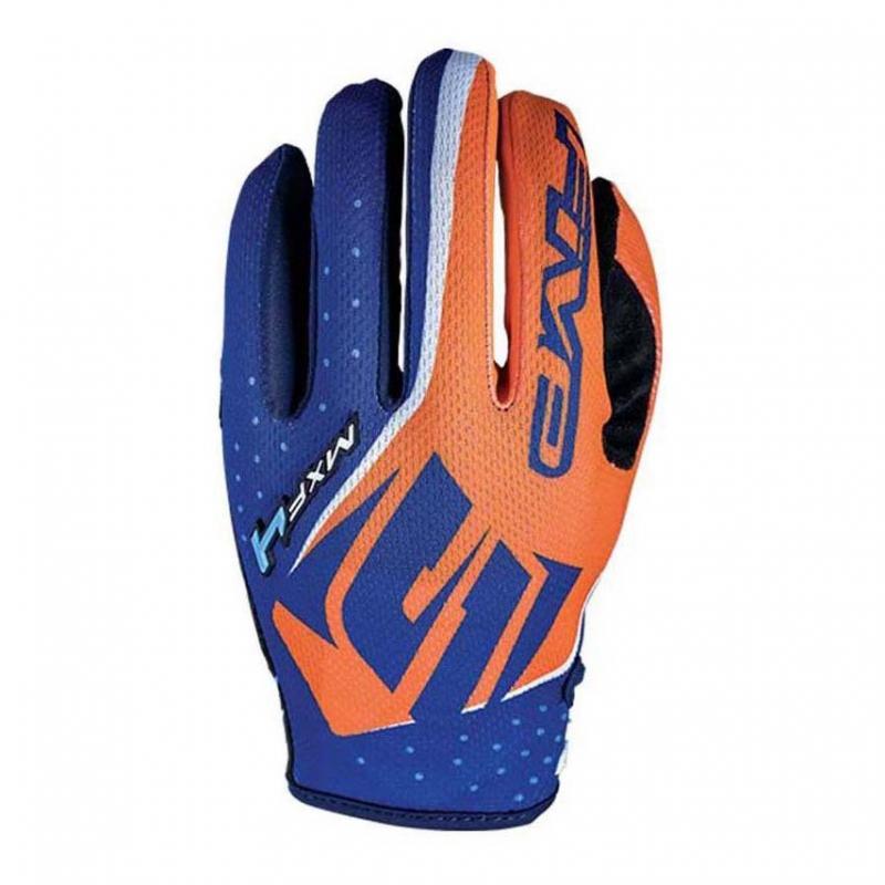 Gants cross Five MXF4 orange