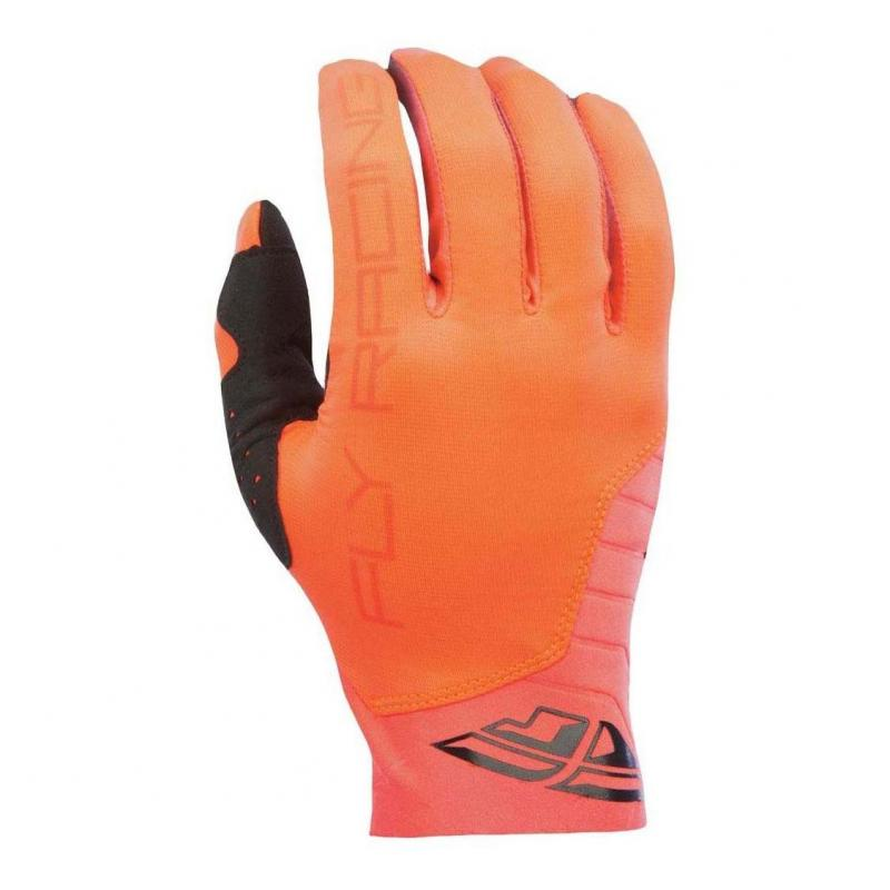 Gants cross Fly Racing Pro Lite orange