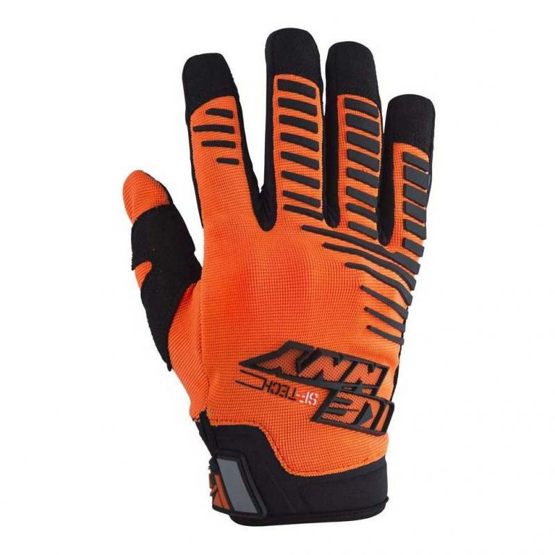 Gants cross Kenny SF Tech orange