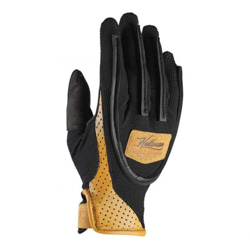 Gants cross Thor Hallman Digit noir/marron