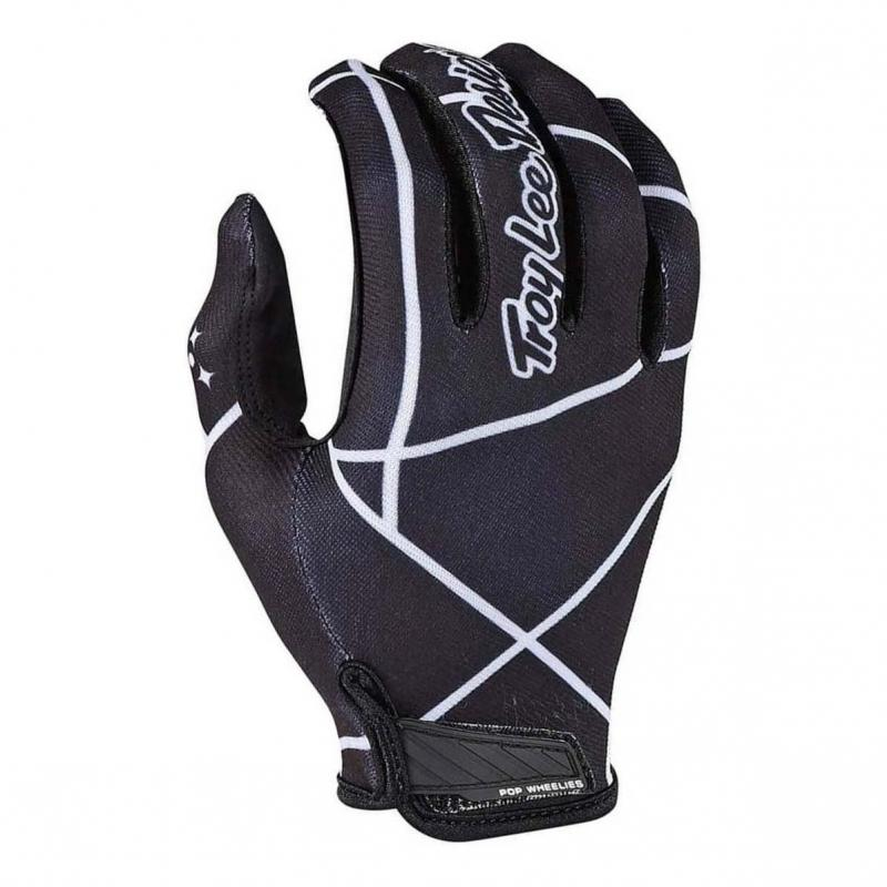 Gants cross Troy Lee Designs Air Metric noir