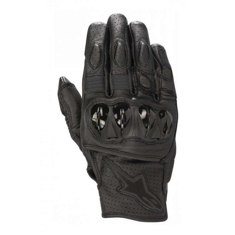 Gants cuir Alpinestars Celer V2 noir