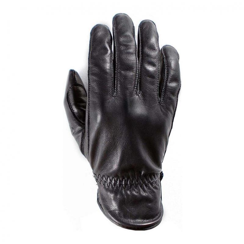 Gants cuir Helstons Legend Été Soft noir