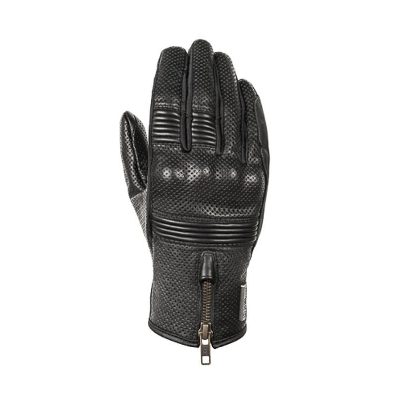 Gants cuir Hevik Iron noir