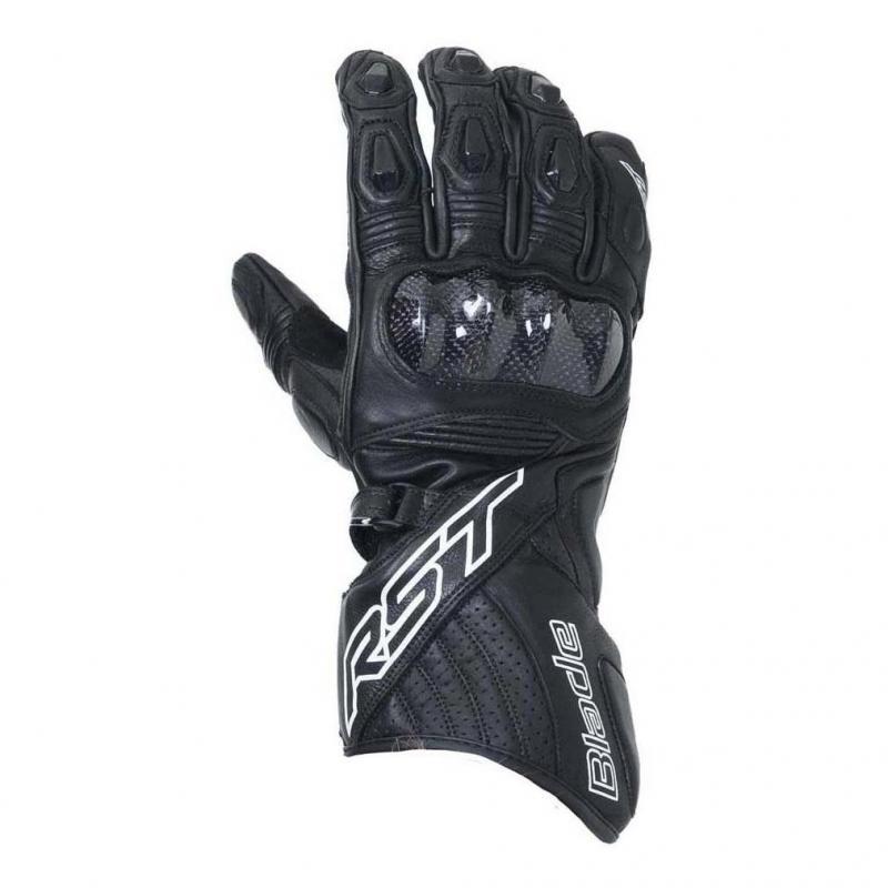 Gants cuir RST Blade II noir