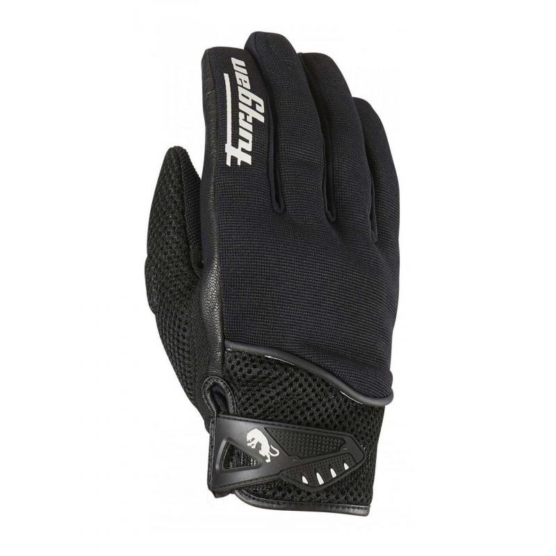 Gants cuir/textile Furygant Rocket 3 All Season noir