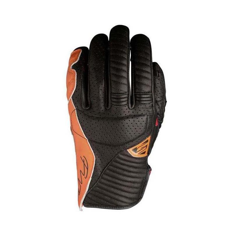 Gants Five ARIZONA noir/orange