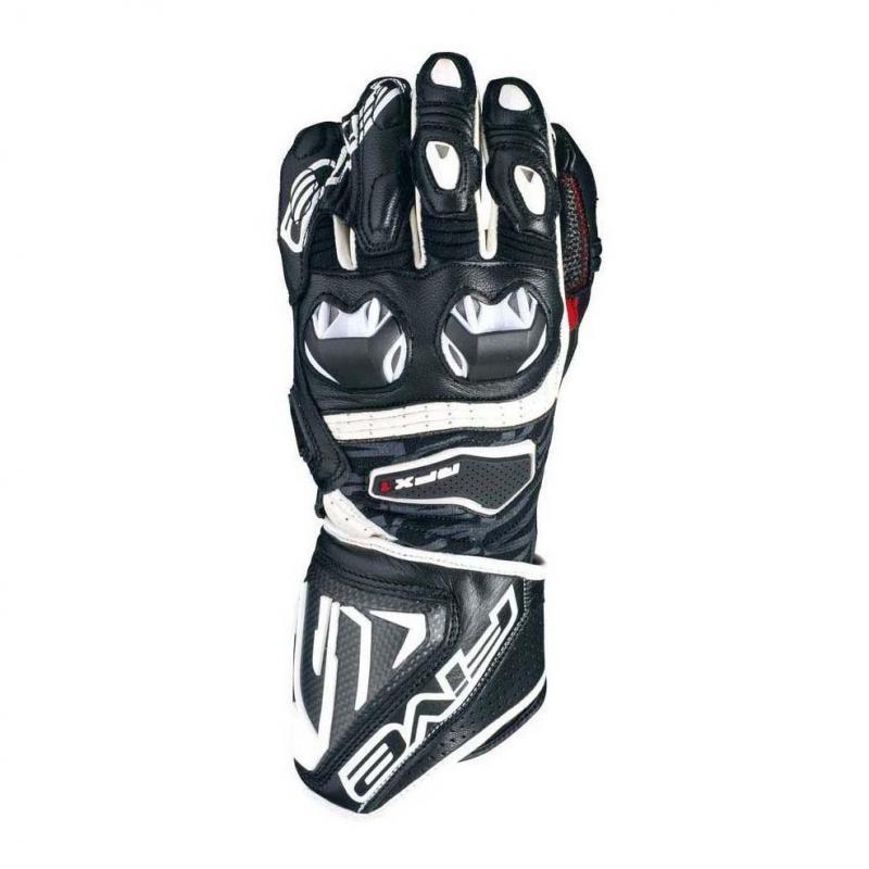 Gants Five RFX1 noir/blanc
