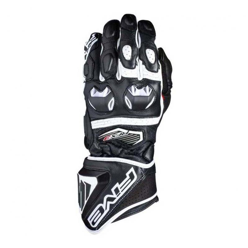 Gants Five RFX3 noir/blanc