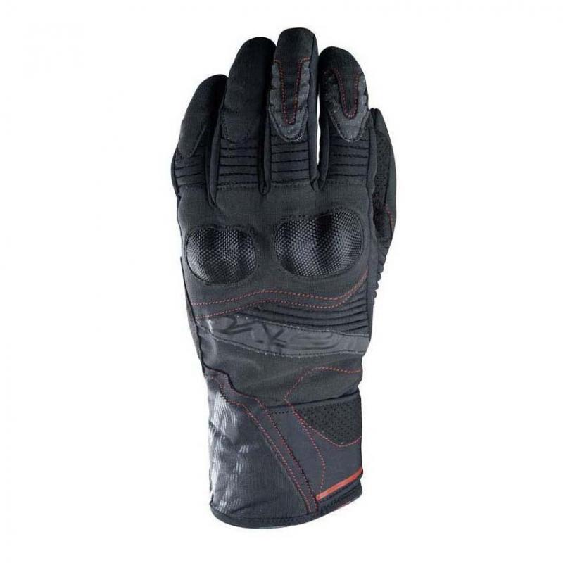 Gants Five WFX2 WP noir/rouge