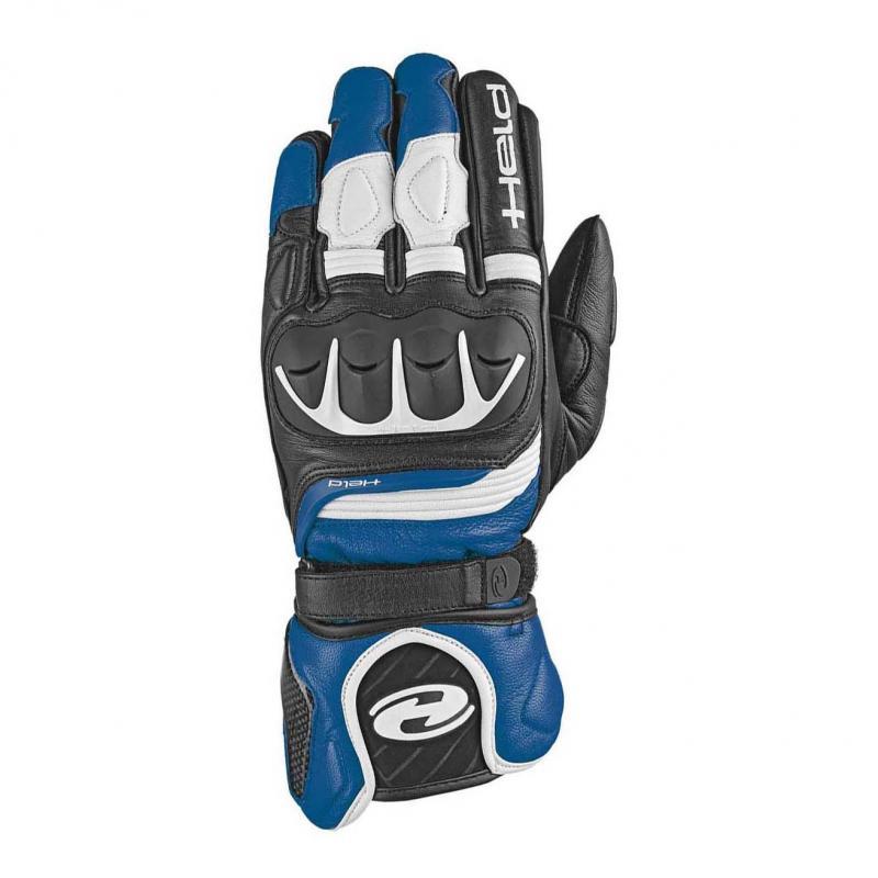 Gants Held Revel II noir/bleu